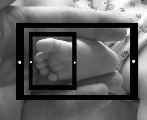 Paternidad Blanco y Negro (Química) Conceptual/Abstracto
