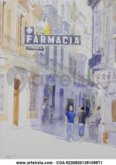 calle granada, 46  málaga