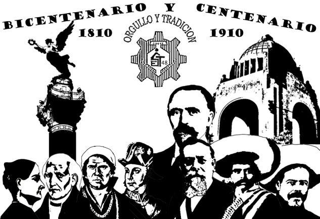 bicentenario y centenario Tinta Otros Figura