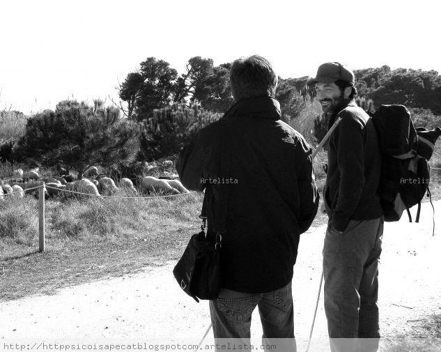 TRANSHUMANTES. Fotoperiodismo y documental Color (Digital)