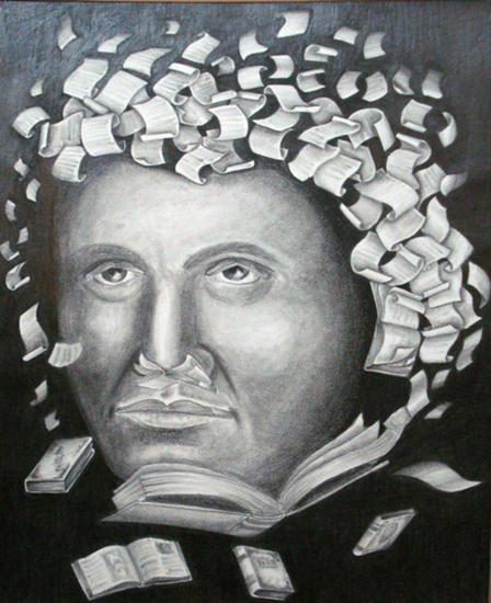 Saban Arte  -  hermanosaban - Saban pinturas - Guatemala - books Lápiz