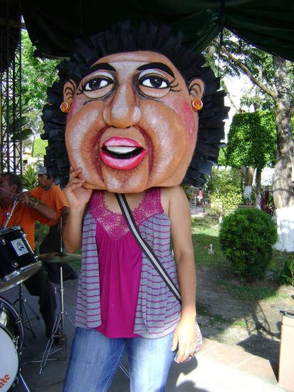 MASCARON CARICATURESCO Figurativa Otros