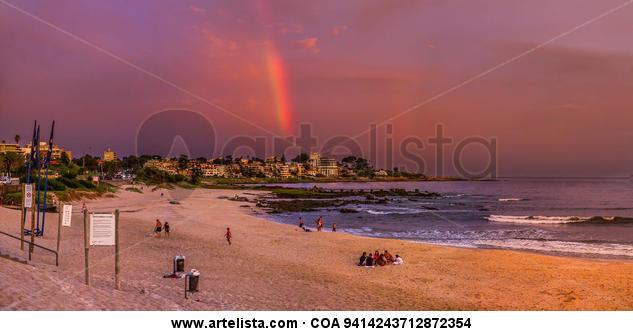 Meteoro de luz Color (Digital) Travel