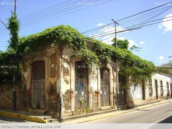 color casa colonial: