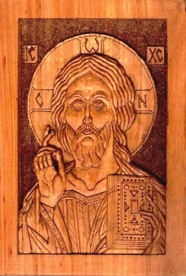religios Madera Figurativa