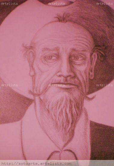 Don Quijote III Graphite