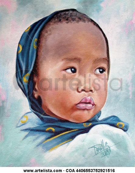 niño de áfrica 12