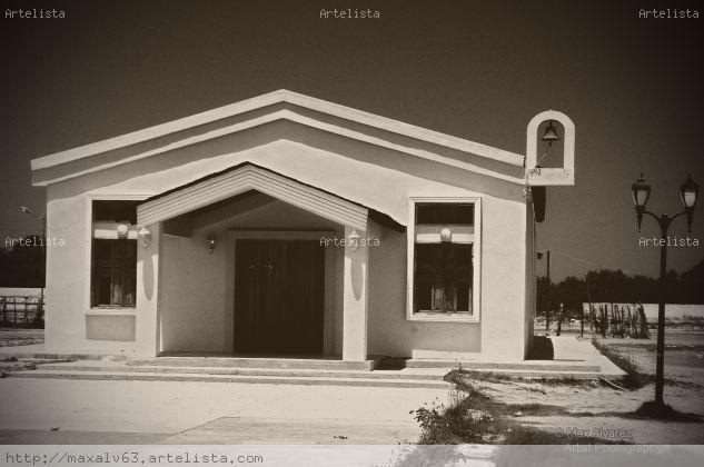 Iglesia 2 Arquitectura e interiorismo Blanco y Negro (Digital)