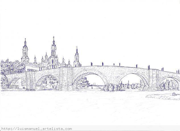 Puente de Piedra Zaragoza Otros