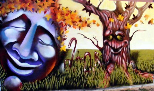 Graffiti Amer