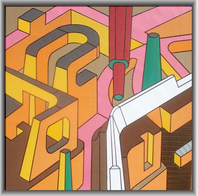 sinfonia de cartulinas de colores-3/4