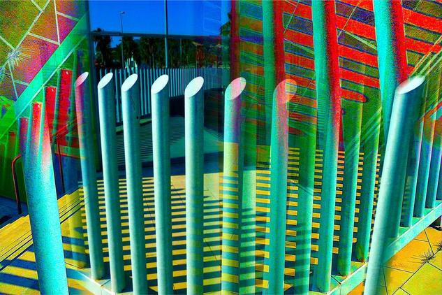 REFLEJOS Color (Digital) Arquitectura e interiorismo