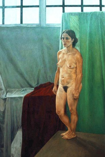 Estudio de desnudo Canvas Oil Nude Paintings