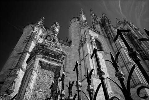 Cathedral of Segovia II