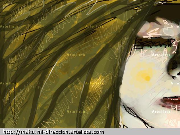 inmaculada lara cepeda, maku, Sueño Dream Woman Mujer Retrato Chica Girl