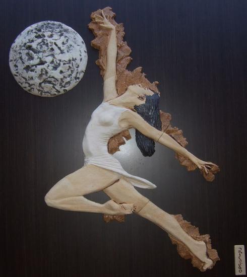 Mural 70X50 cms Cerámica Figurativa