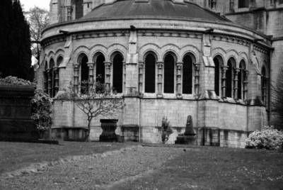 St.Finbarr's Cathedral V Arquitectura e interiorismo Blanco y Negro (Digital)