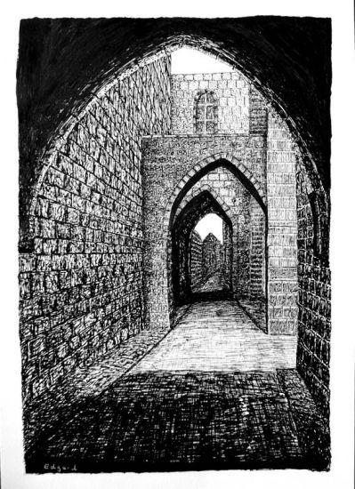 JERUSALEM 5 Tinta