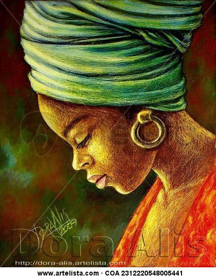 niña de raza negra 6
