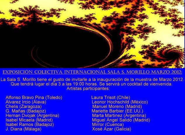 EXPOSICION MADRID Otras temáticas Color (Química)
