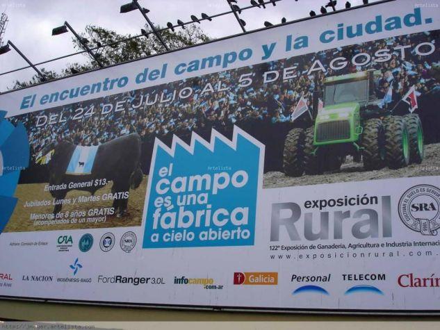 SOCIEDAD RURAL ARGENTINA 2 Fotoperiodismo y documental Color (Digital)