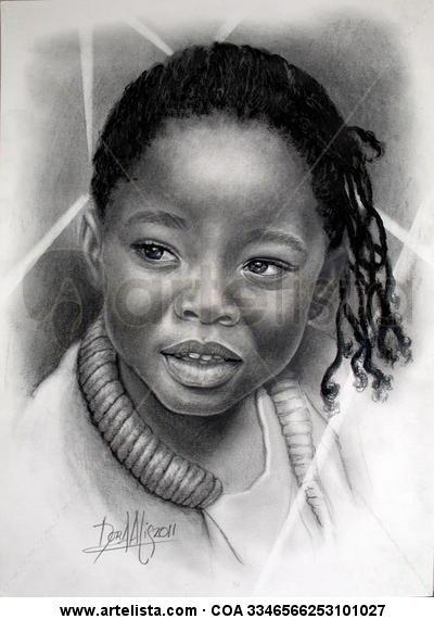 niña de áfrica 50