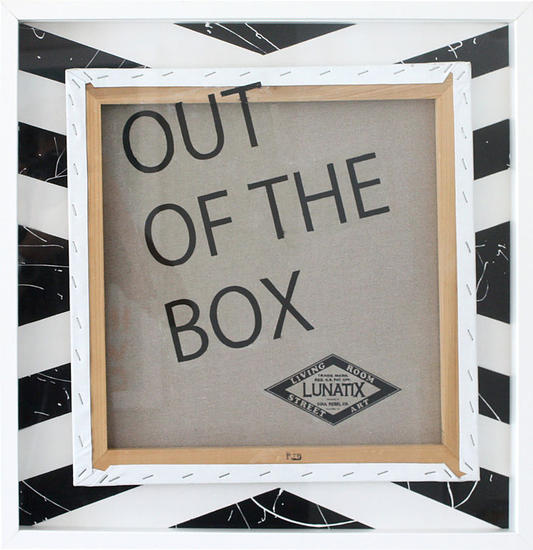 Out Of The Box Lienzo Otros