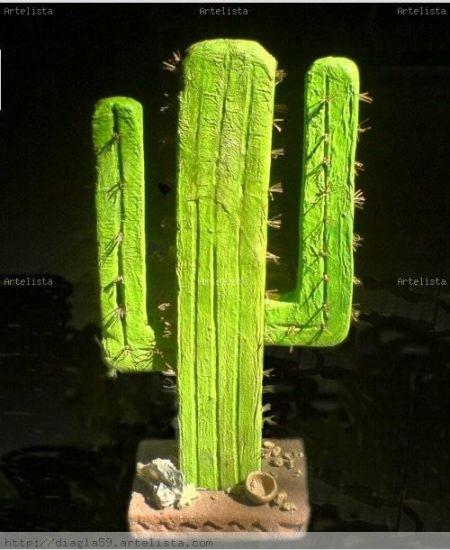 kactus (2007) Mixta Figurativa