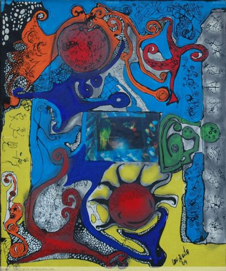 SinTitle Others Canvas Acrylic