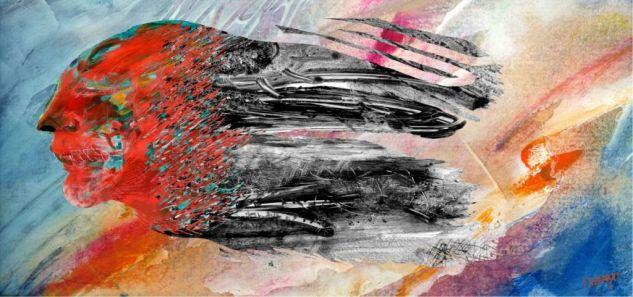 De la serie Ilusión N°1 Serigrafía