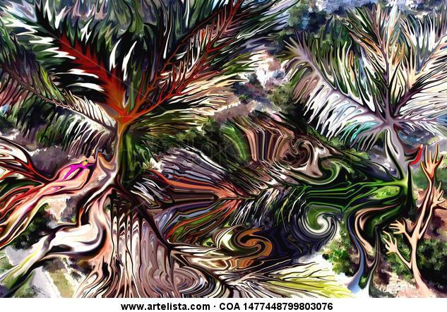 Fantasía de las palmas 25