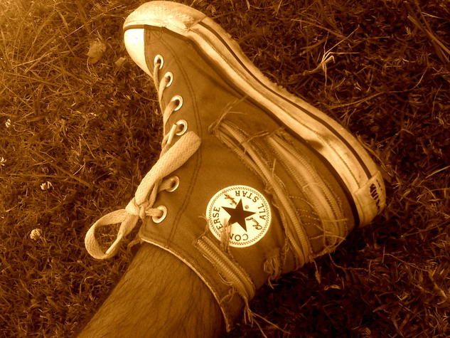 Converse Color (Digital) Advertising and Fashion