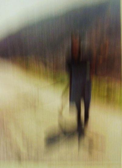 Mujer con leña 9 Color (Digital) Retrato