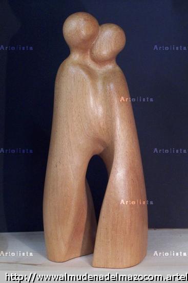 Danza Figurativa Madera