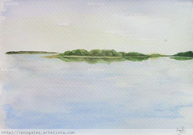 REFLEJO Watercolour Card Landscaping