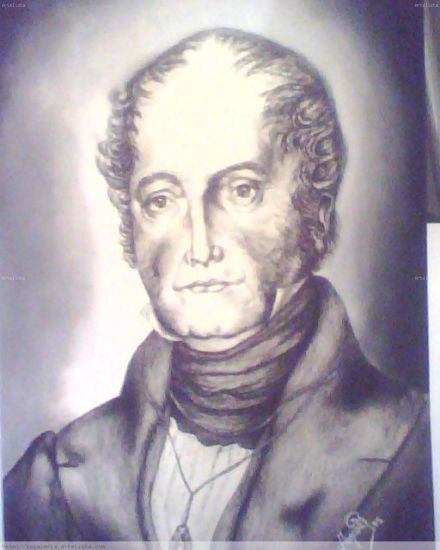 Andres Bello Carboncillo
