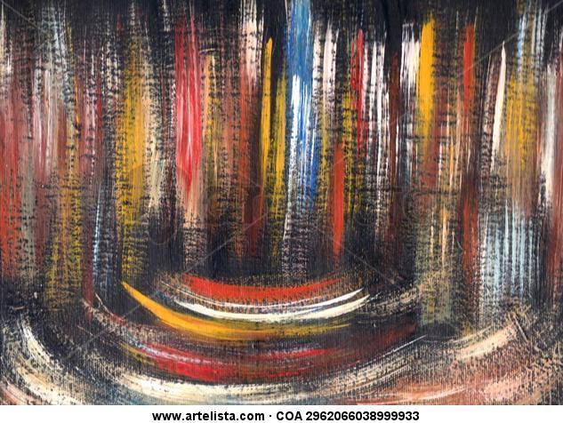 Multicolor 675 Tela Acrílico Otros