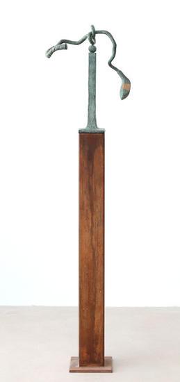 Palo de golf - José Onieva Bronce Figurativa