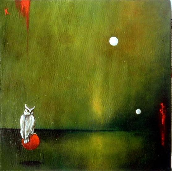 NOCTURNO Canvas Acrylic Others