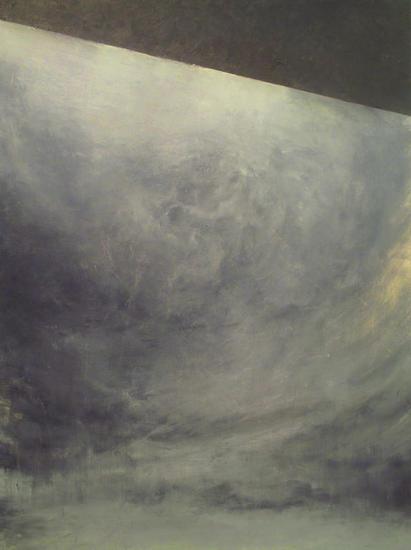 tormenta desde la terraza de esteban collantes