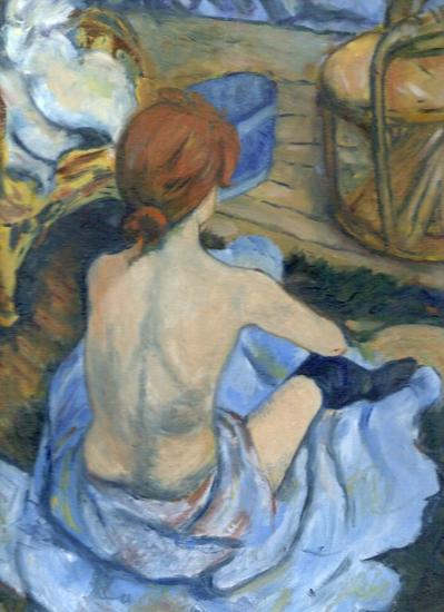 La toilette Others Oil Nude Paintings