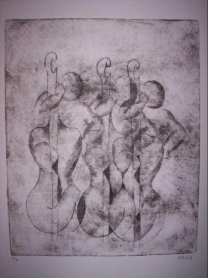 la tripleta Monoprint