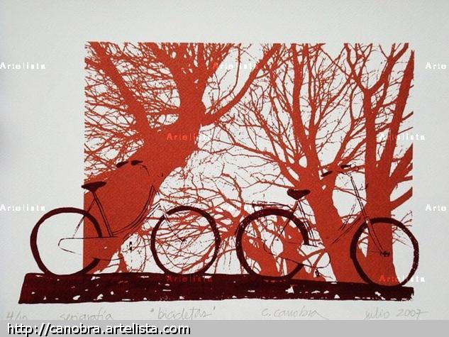 bicicletas Serigrafa