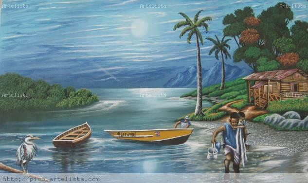 LA ISLA DE SAN LUCAS,COSTA RICA