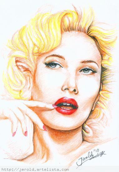 Blondie Pencil