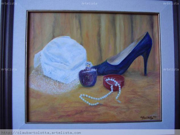 Mujer Oil Canvas Others