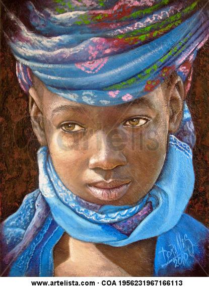 niña de áfrica 22