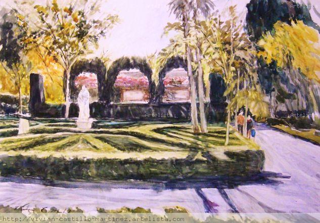 Jardines del real valencia vivian castillo monfort for Jardines del real valencia