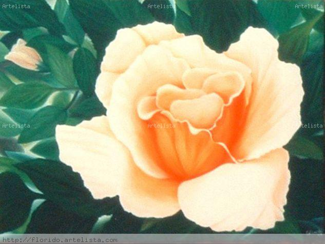 ROSA Canvas Landscaping Oil