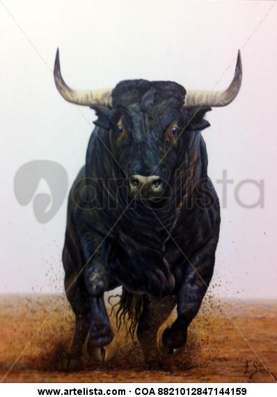 CANTINITO,UN DOLORES AGUIRRE Lienzo Animales Óleo